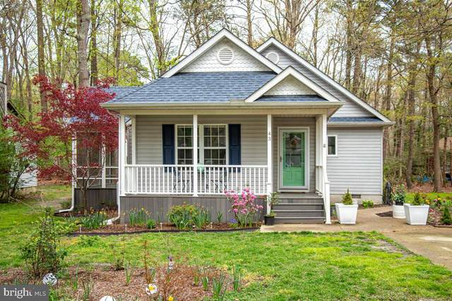 43 Capetown Road, OCEAN PINES, MD 21811 (#MDWO121654) :: ExecuHome Realty