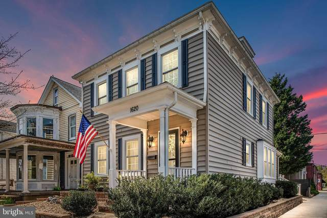 1620 Caroline Street, FREDERICKSBURG, VA 22401 (#VAFB118868) :: RE/MAX Cornerstone Realty