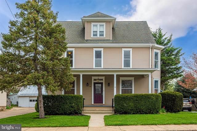 50 Maple Avenue, WALKERSVILLE, MD 21793 (#MDFR280688) :: Corner House Realty