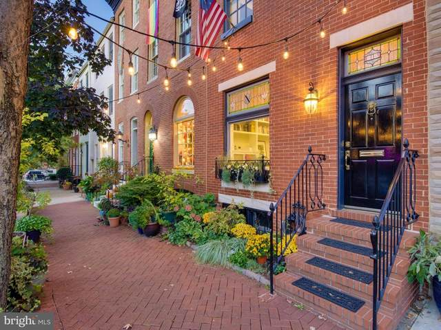 815 William Street, BALTIMORE, MD 21230 (#MDBA546774) :: Shawn Little Team of Garceau Realty