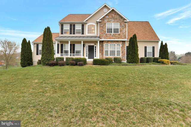 12413 Summit Vista Drive, MERCERSBURG, PA 17236 (#PAFL179202) :: The Jim Powers Team