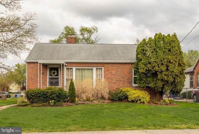 357 S Jackson Street, WOODBURY, NJ 08096 (#NJGL273972) :: John Lesniewski   RE/MAX United Real Estate