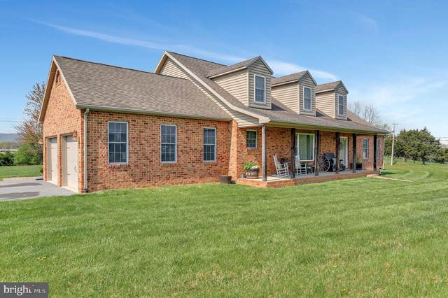 12534 Garrow Drive, CLEAR SPRING, MD 21722 (#MDWA178966) :: Sunrise Home Sales Team of Mackintosh Inc Realtors