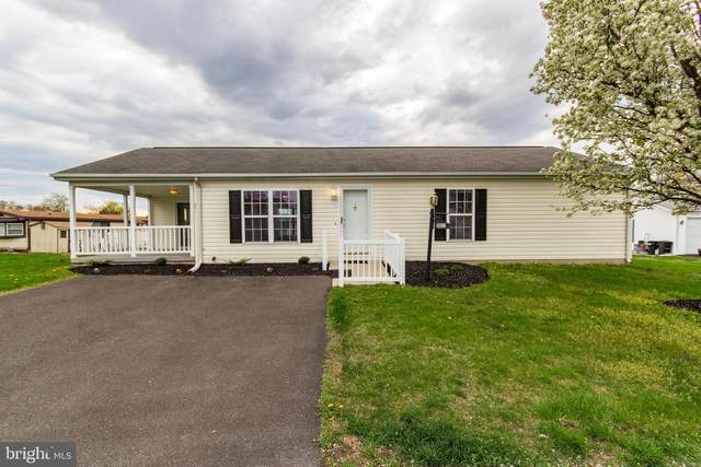3011 Inkberry Cir N, NORTH WALES, PA 19454 (#PAMC688970) :: Shamrock Realty Group, Inc