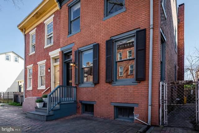 132 Jackson Street, TRENTON, NJ 08611 (#NJME310688) :: Ram Bala Associates | Keller Williams Realty