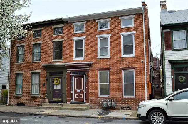 117 S Market Street, MECHANICSBURG, PA 17055 (#PACB133810) :: The Heather Neidlinger Team With Berkshire Hathaway HomeServices Homesale Realty