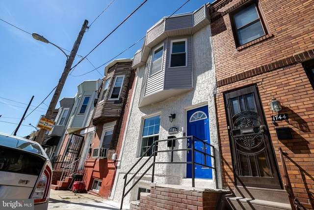 1746 S Taylor Street, PHILADELPHIA, PA 19145 (#PAPH1005964) :: Better Homes Realty Signature Properties
