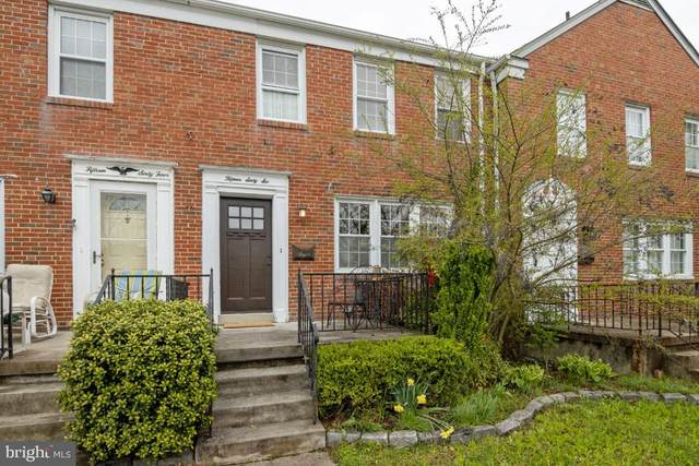1566 Putty Hill Avenue, TOWSON, MD 21286 (#MDBC525346) :: Erik Hoferer & Associates