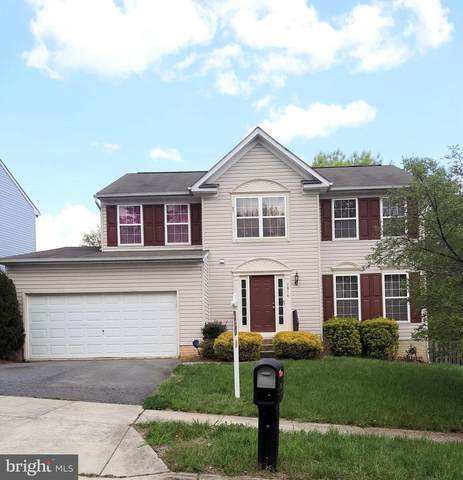 1816 Gould Drive, DISTRICT HEIGHTS, MD 20747 (#MDPG602874) :: Realty Executives Premier