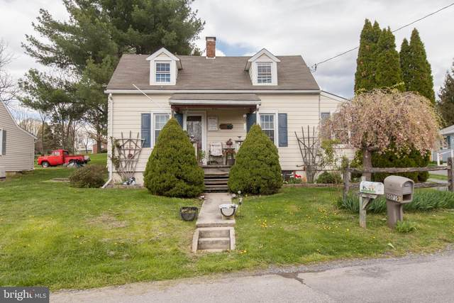 20710 Netz Road, BOONSBORO, MD 21713 (#MDWA178970) :: Arlington Realty, Inc.