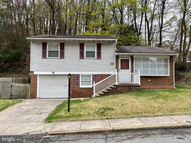 115 Anderson Street, POTTSVILLE, PA 17901 (#PASK134876) :: The Jim Powers Team