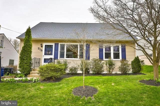 715 Penn Avenue, GLENSIDE, PA 19038 (#PAMC688976) :: Jason Freeby Group at Keller Williams Real Estate