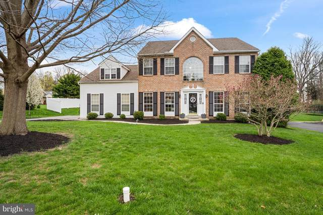 510 Hansen Drive, WEST CHESTER, PA 19380 (#PACT533550) :: Keller Williams Real Estate