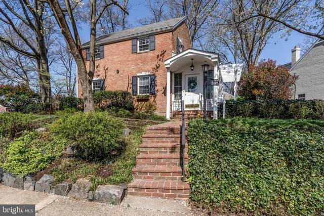 5145 3RD Street N, ARLINGTON, VA 22203 (#VAAR179500) :: Bowers Realty Group