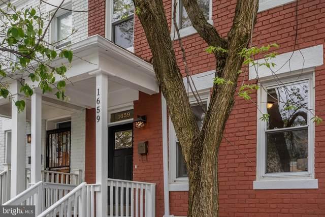1659 Kramer Street NE, WASHINGTON, DC 20002 (#DCDC516616) :: Berkshire Hathaway HomeServices McNelis Group Properties