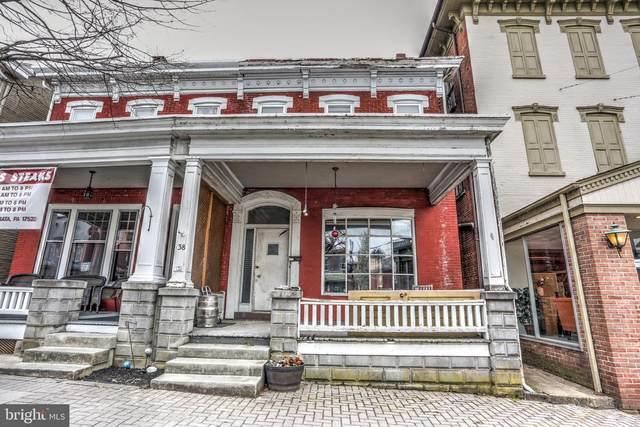 38 W Main Street, EPHRATA, PA 17522 (#PALA180272) :: CENTURY 21 Home Advisors