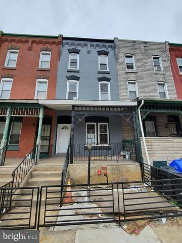 1004 Belmont Avenue, PHILADELPHIA, PA 19104 (#PAPH1006008) :: Jason Freeby Group at Keller Williams Real Estate
