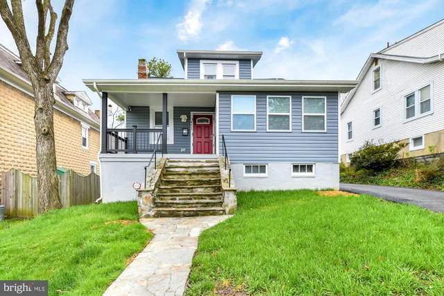 4003 Chesley Avenue, BALTIMORE, MD 21206 (#MDBA546800) :: City Smart Living