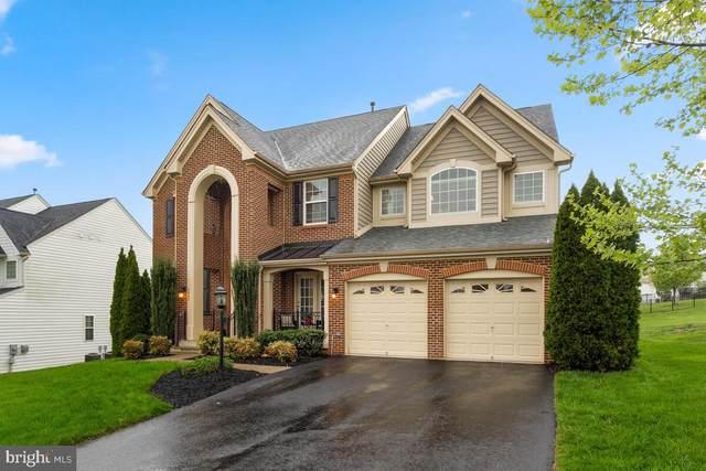 2447 Transom Place, WOODBRIDGE, VA 22191 (#VAPW519550) :: Debbie Dogrul Associates - Long and Foster Real Estate
