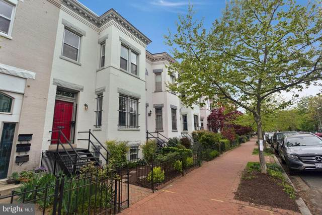 602 F Street NE, WASHINGTON, DC 20002 (#DCDC516644) :: Crossman & Co. Real Estate