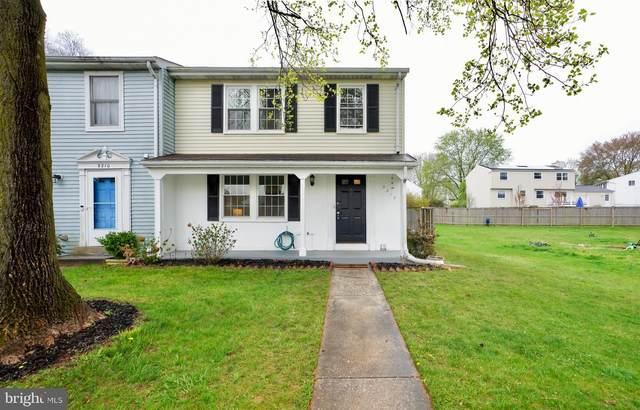 9212 Turtle Dove Lane, GAITHERSBURG, MD 20879 (#MDMC752868) :: Dart Homes