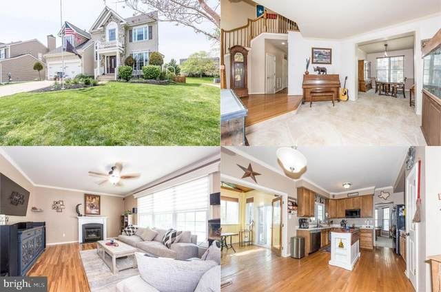 9035 Allington Manor Circle W, FREDERICK, MD 21703 (#MDFR280708) :: Bruce & Tanya and Associates