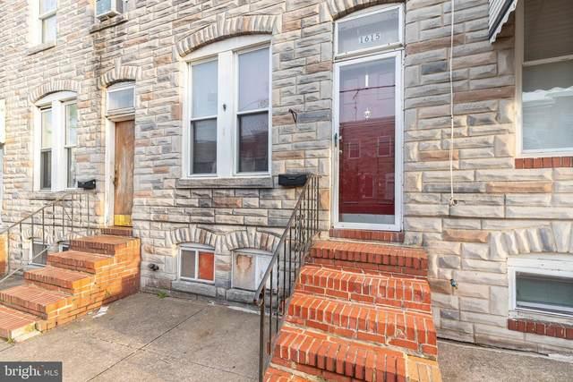1615 Church Street, BALTIMORE CITY, MD 21226 (#MDBA546804) :: RE | Kopman - Real Estate Associates