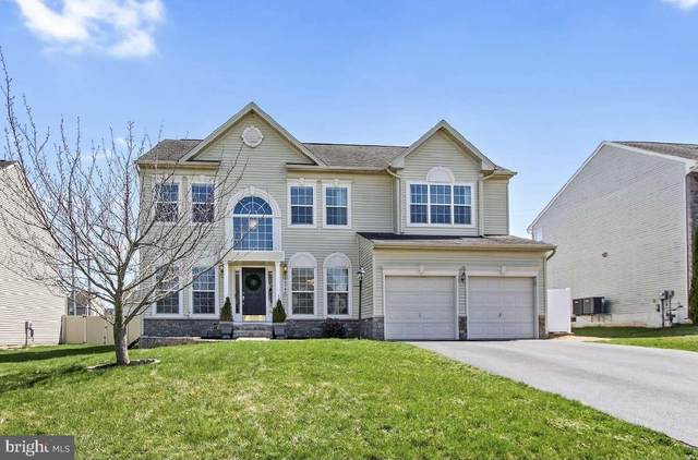 2546 Brownstone Court, DOVER, PA 17315 (#PAYK156278) :: The Jim Powers Team