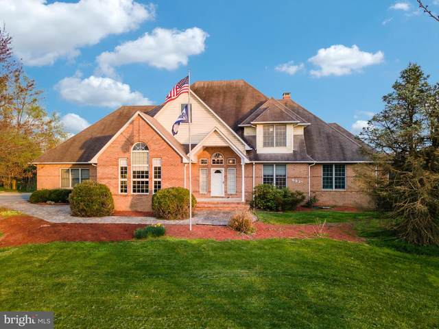 5925 High Meadow Drive, WOODBINE, MD 21797 (#MDCR203746) :: Shamrock Realty Group, Inc
