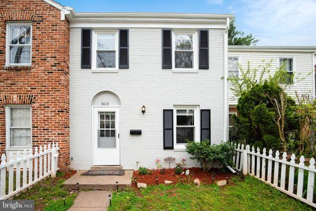 9821 Maury Lane, MANASSAS, VA 20110 (#VAMN141722) :: City Smart Living