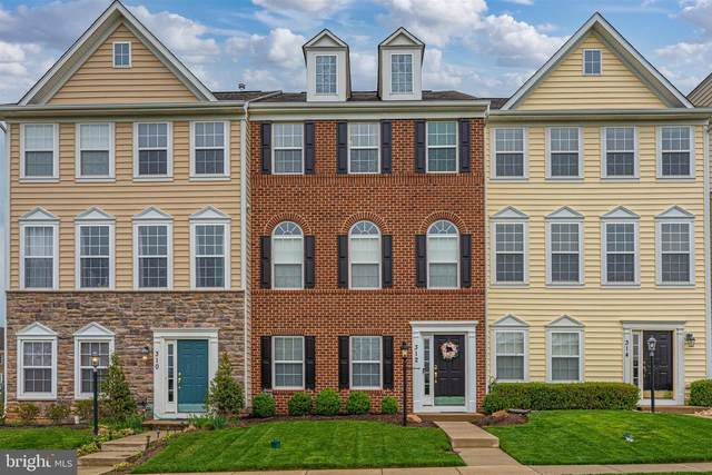 312 E Wainscot Drive, NEW MARKET, MD 21774 (#MDFR280710) :: The Piano Home Group