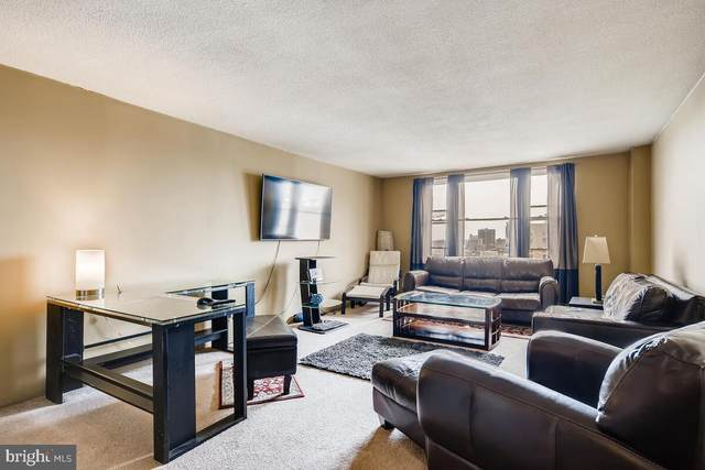 1101 Saint Paul Street #1002, BALTIMORE, MD 21202 (#MDBA546820) :: Berkshire Hathaway HomeServices McNelis Group Properties