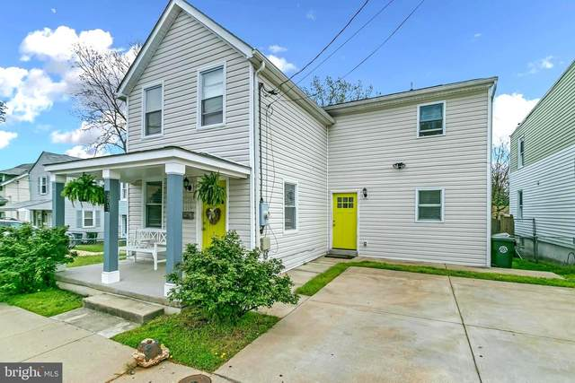 4505 40TH Street, NORTH BRENTWOOD, MD 20722 (#MDPG602902) :: The Riffle Group of Keller Williams Select Realtors