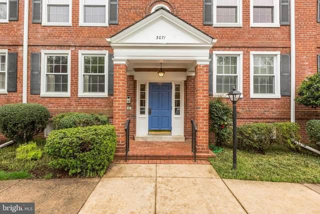 3071 Buchanan Street S B2, ARLINGTON, VA 22206 (#VAAR179520) :: Dart Homes
