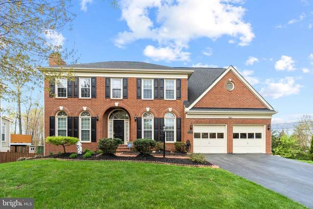4706 Rippling Pond Drive, FAIRFAX, VA 22033 (#VAFX1193086) :: Gail Nyman Group