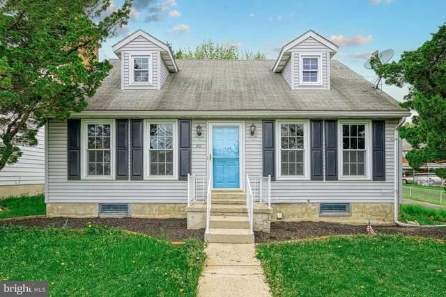20-O Oneill Avenue, HANOVER, PA 17331 (#PAYK156292) :: CENTURY 21 Home Advisors