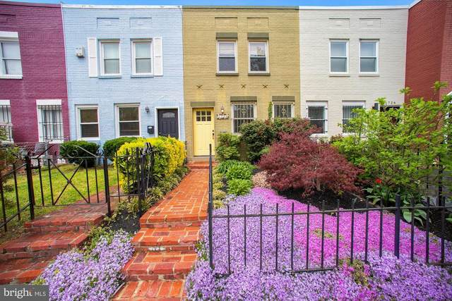 1724 E Street NE, WASHINGTON, DC 20002 (#DCDC516700) :: Ram Bala Associates | Keller Williams Realty