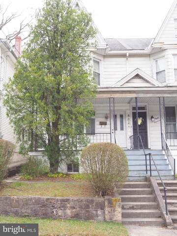 802 E Broad Street, TAMAQUA, PA 18252 (#PASK134886) :: Realty ONE Group Unlimited