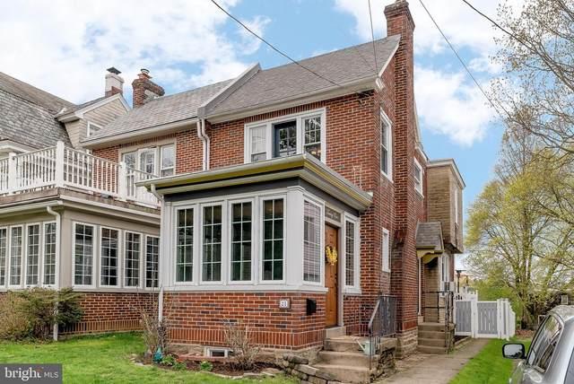 21 Waverly Road, WYNCOTE, PA 19095 (#PAMC689028) :: Shamrock Realty Group, Inc