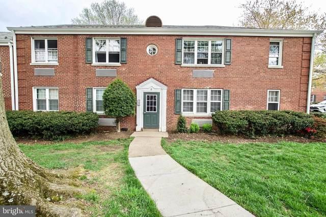 6 Ashby Street D, ALEXANDRIA, VA 22305 (#VAAX258400) :: Pearson Smith Realty