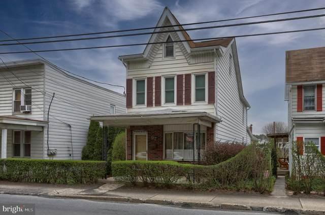 97 Pottsville Street, CRESSONA, PA 17929 (#PASK134890) :: McClain-Williamson Realty, LLC.