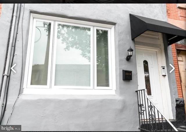 2213 N Uber Street, PHILADELPHIA, PA 19132 (#PAPH1006154) :: Keller Williams Real Estate