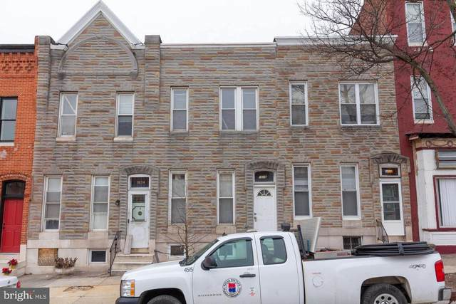 1636 N Broadway, BALTIMORE, MD 21213 (#MDBA546852) :: ExecuHome Realty