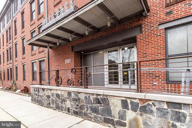 2007 Clipper Park Road #321, BALTIMORE, MD 21211 (#MDBA546858) :: ExecuHome Realty