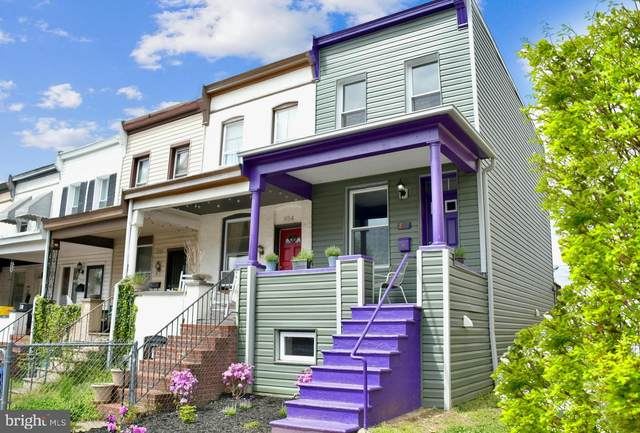 852 W 33RD Street, BALTIMORE, MD 21211 (#MDBA546860) :: The MD Home Team