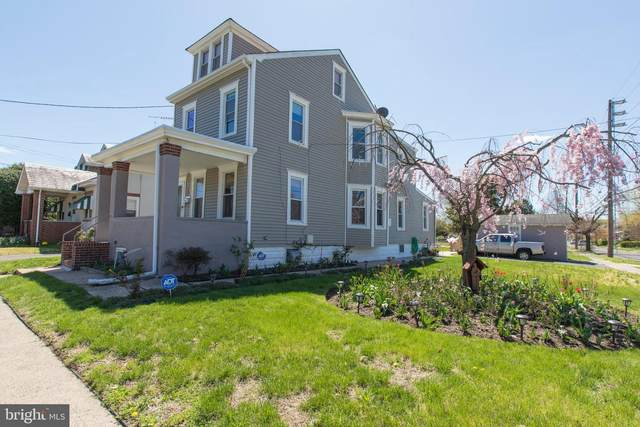 305 Newkirk Avenue, HAMILTON, NJ 08610 (MLS #NJME310744) :: Maryland Shore Living | Benson & Mangold Real Estate