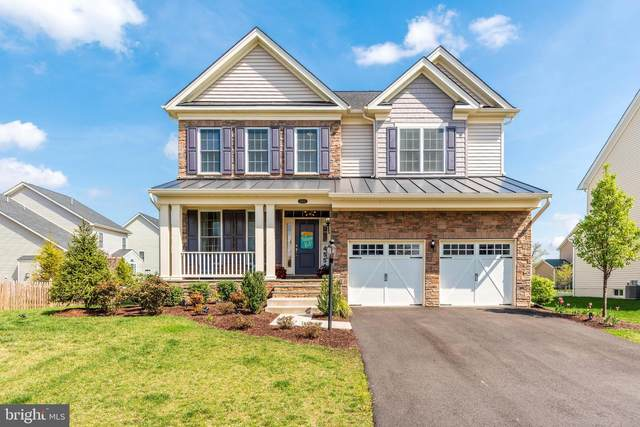 4554 Geyser Creek Loop, HAYMARKET, VA 20169 (#VAPW519588) :: Colgan Real Estate