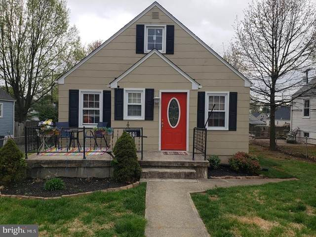 2509 Windsor Road, BALTIMORE, MD 21234 (#MDBC525434) :: Network Realty Group
