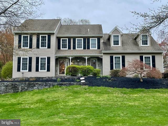 1203 N Ashbrooke Drive, WEST CHESTER, PA 19380 (#PACT533618) :: Keller Williams Real Estate