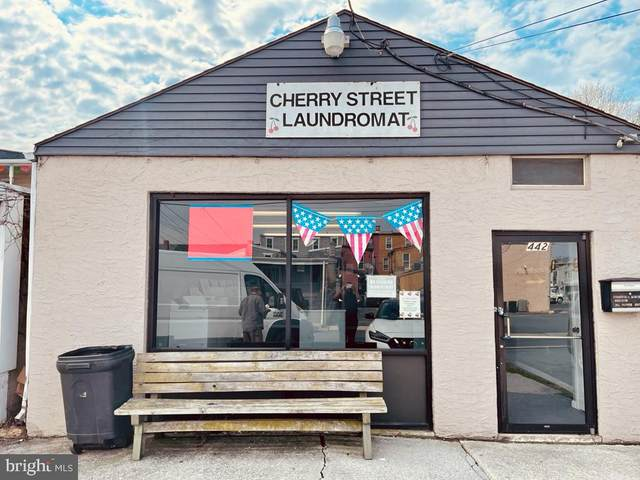 442 Cherry Street, READING, PA 19611 (#PABK375862) :: Ramus Realty Group